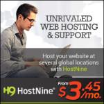 Hostnine Webhosting