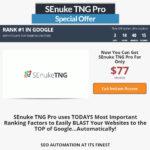 SENuke TNG Pro 50% Discount