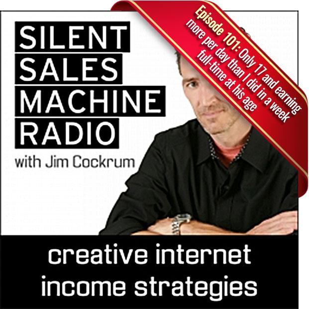 Silent Sales Machine Radio Episode 101