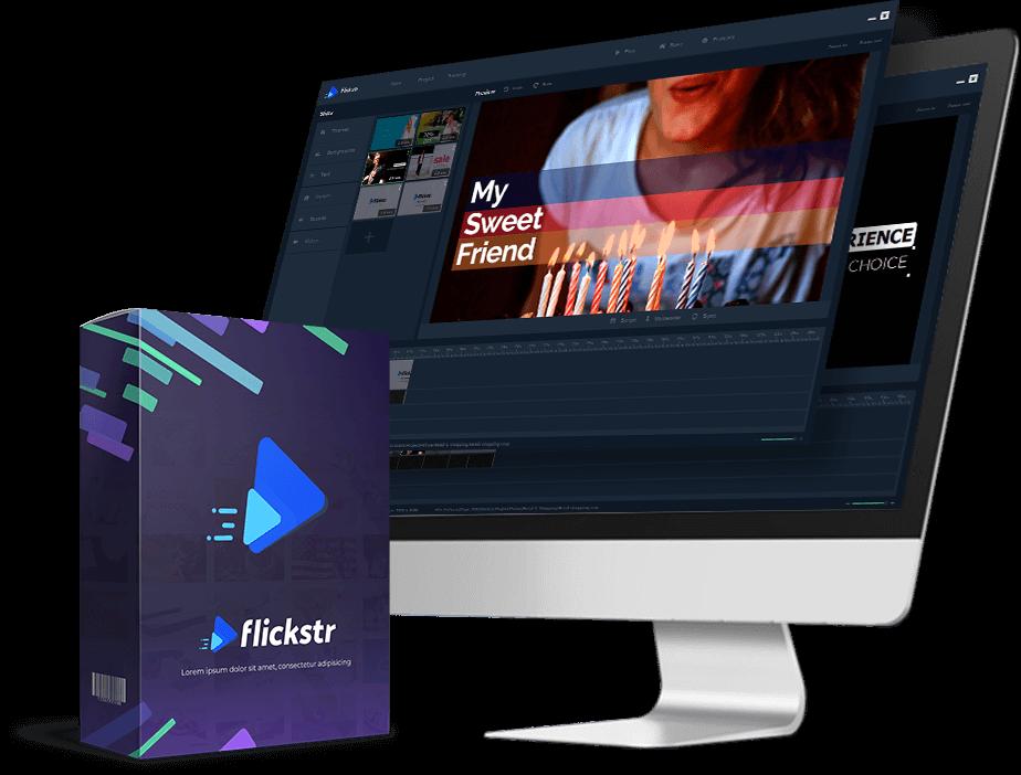 Flickstr Video Software