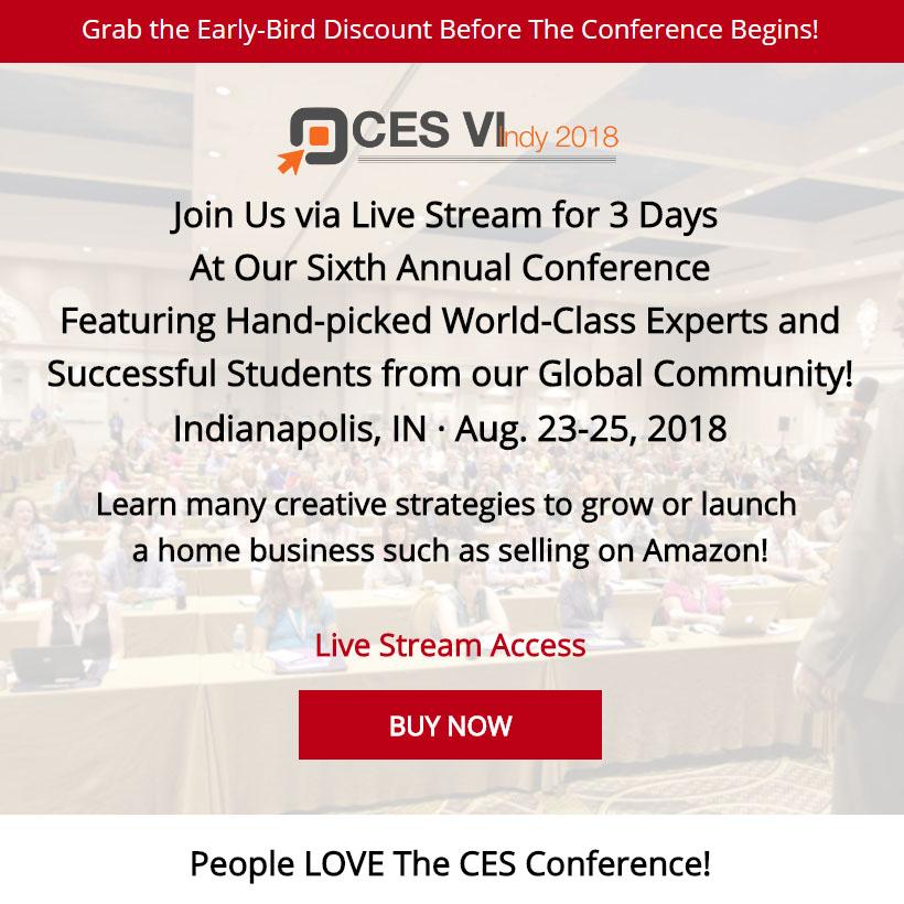 CES VI Internet Marketing Conference Live Stream