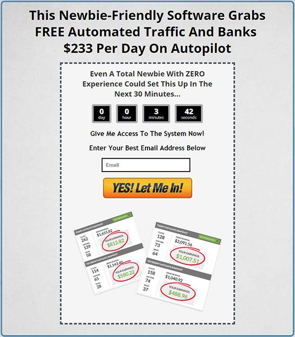 Free Automated Traffic