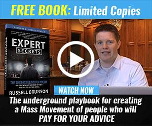 Free Expert Secrets Book