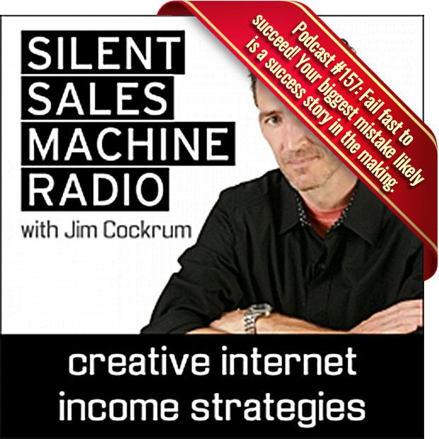 Silent Sales Machine Podcast No. 157