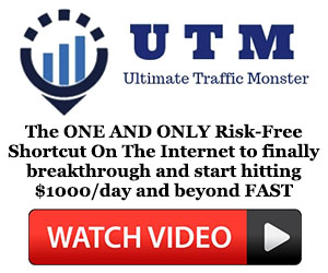 Ultimate Traffic Monster Partner Program