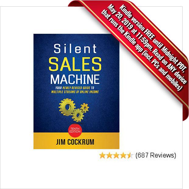 Silent Sales Machine Kindle Book
