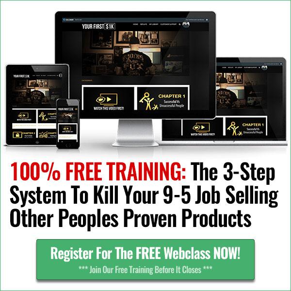 Free Affiliate Marketing Webclass